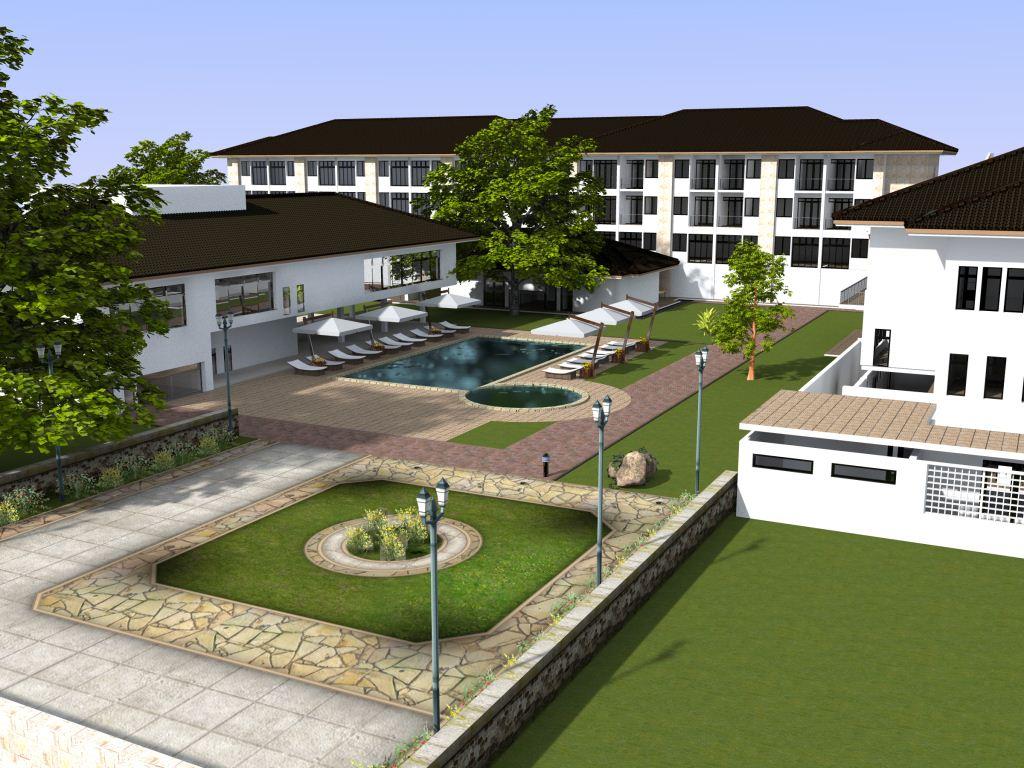 Tourist Hotel Bungoma Layout (5)